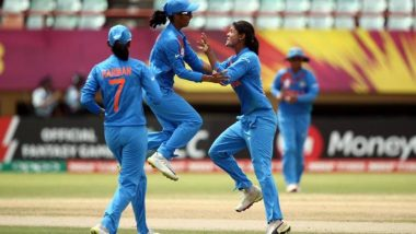 Australia Beat India in Women's T20I Tri-Series 2020 Third Match by Four Wickets