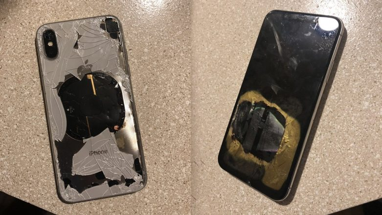 Apple iPhone X Explodes in Washington Post iOS 12.1 Update - Report