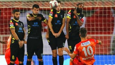 ISL 2018-19 Video Highlights: Kerala Blasters' Match With Goa Ends With A Draw