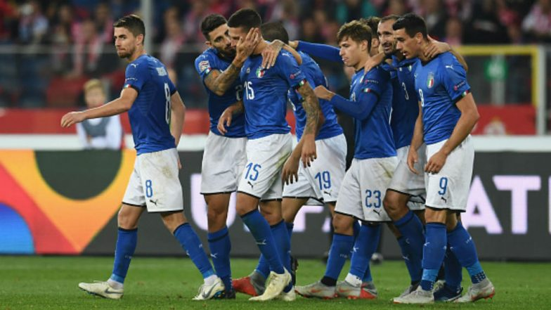 Italy vs Portugal 2018–19 UEFA Nations League Free Live Streaming Online: Get Match Telecast Time in IST and TV Channels to Watch in India