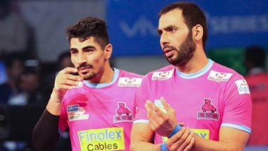 Jaipur Pink Panthers vs Puneri Paltan, PKL 2018-19, Match Live Streaming and Telecast Details: When and Where To Watch Pro Kabaddi League Season 6 Match Online on Hotstar and TV?