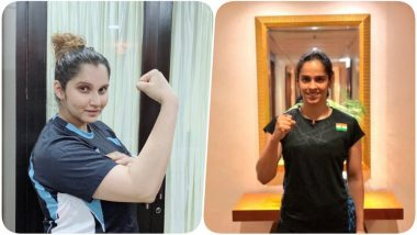 Saina Nehwal & Sania Mirza Join Virat Kohli for #JerseyKnowsNoGender to Support Women's Cricket Team