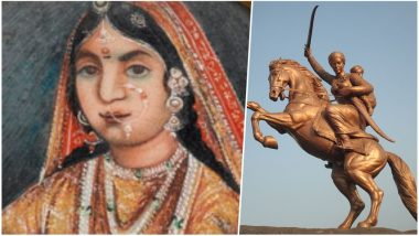 Rani Lakshmibai Birth Anniversary: Know the Inspiring Story of Great Indian Warrior 'Rani of Jhansi'