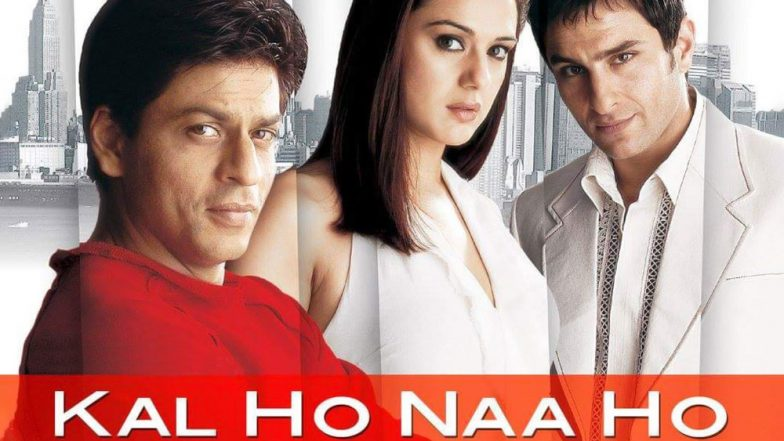 Shah Rukh-Preity-Saif Ali Khan's Kal Ho Na Ho Completes 15 Years and We'd Like to Request Karan Johar to Bring Aman, Naina and Rohit Back