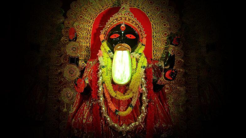 Kali Puja 2018 Date: Pujo Shubh Muhurat Timings For Bengali, Significance of Worshiping Goddess Kali During Diwali