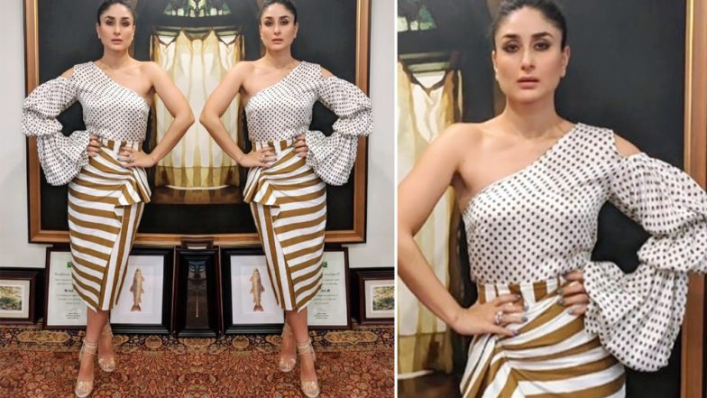 Kareena Kapoor Khan's Recent Outing Proves 'She Doesn't Do Fashion but She's Fashion' - View Pics