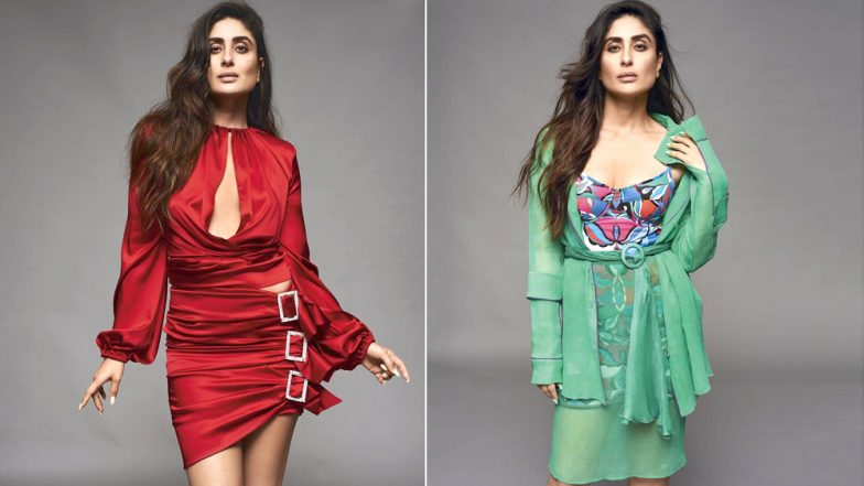 Kareena Kapoor Khan's New Photoshoot for Vogue India Is Hotness Personified – View Pics