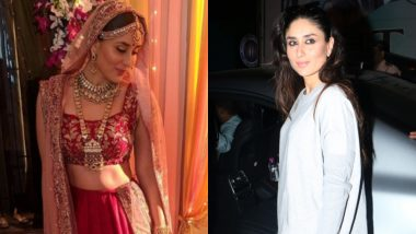 Kareena Kapoor Turns Bride for an Ad, Then Steals Her Own Thunder with Post Pack Up Look - View Pics
