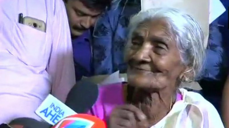 Karthyayani Amma, 96-Year-Old Who Scored 98 in Kerala Exam, Says 'Didn't Cheat but Let Others Copy From Me'