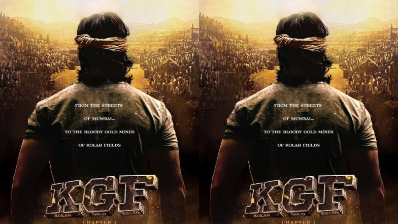 Kgf Box Office Collection Day 1 The Hindi Version Of Yash Starrer