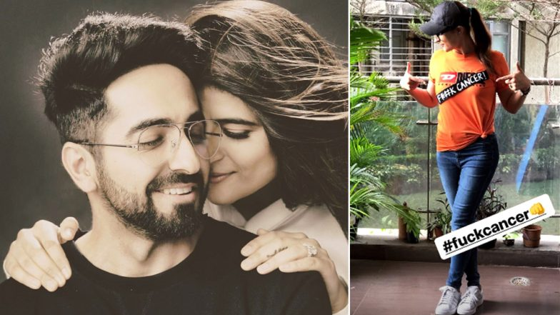 Ayushmann Khurrana's Wife Tahira Kashyap Diagnosed with Breast Cancer Again; Shares an Inspiring Message