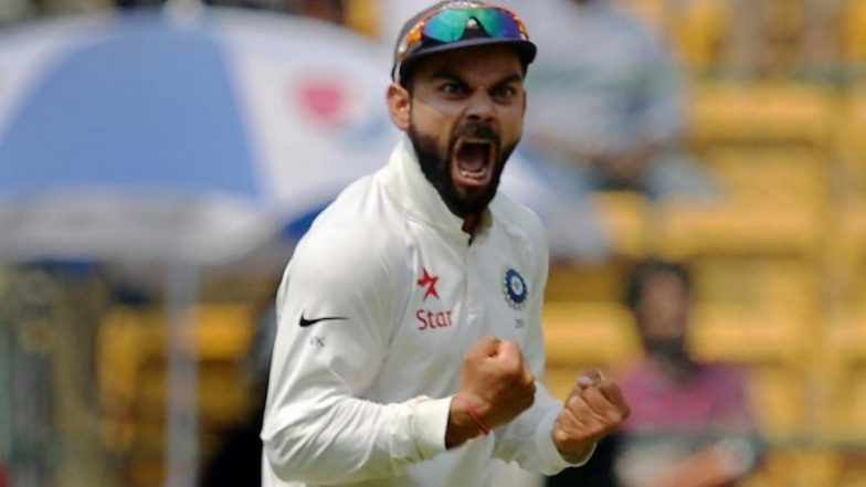 Virat Kohli Named Captain of ICC ODI and Test Team of the Year 2018