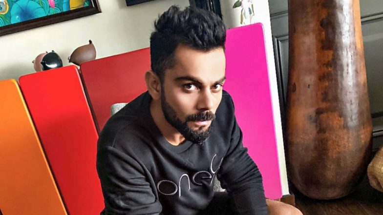 Virat Kohli Official App Now Available to Download on Google Play Store, Indian Captain in a Video Message Shares the Return Gift for His Fans