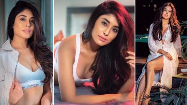Kritika Kamra Sizzles on The Cover of FHM November As 'Girlfriend of The Month'