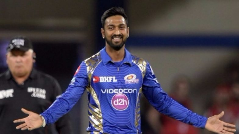 India vs West Indies 12-Player Squad Announced: Krunal Pandya Likely to Make International Debut Against Windies in 1st T20I on Sunday