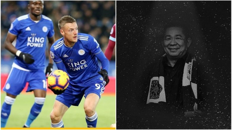 Puel pays emotional tribute to Leicester owner Vichai Srivaddhanaprabha