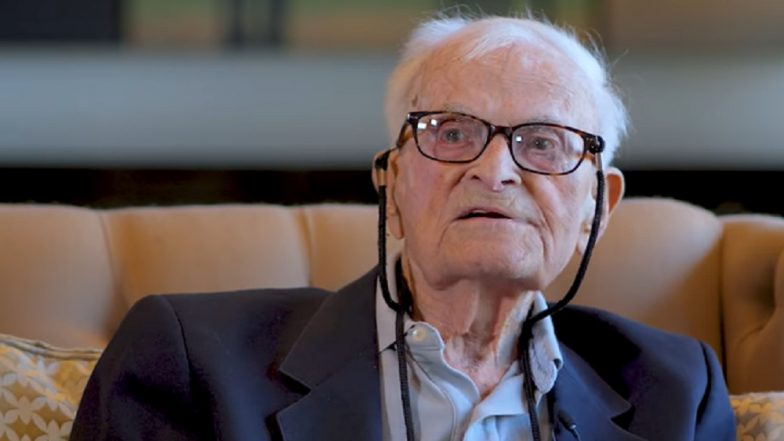 Harry Leslie Smith Dead: 'World's Oldest Rebel', Known For Anti-Austerity Activism, Passes Away in Canada After Fall