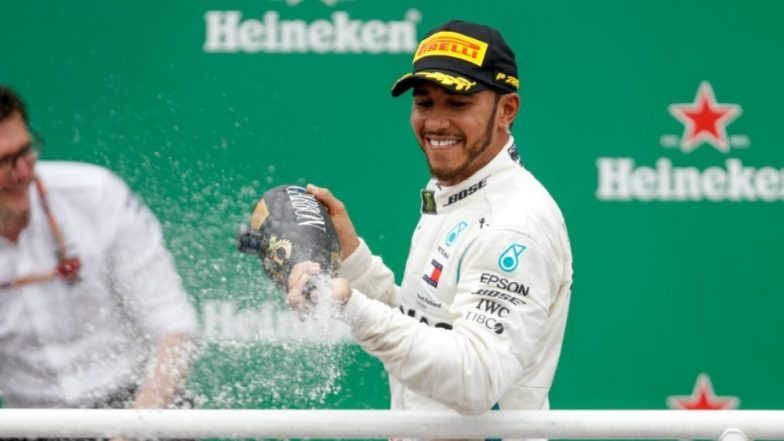 Social media backlash forces Lewis Hamilton to clarify Indian Grand Prix comments