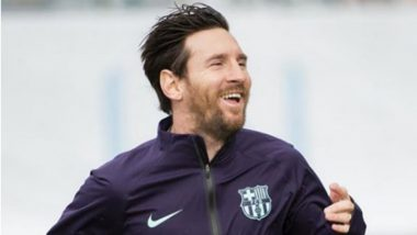 Lionel Messi Hails Team Barcelona After Beating Real Betis by 5-2 in La Lia 2019