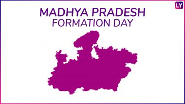 Madhya Pradesh Foundation Day 2019: History, Significance of the Day to Mark the Formation of the State Known as 'India's Heart'