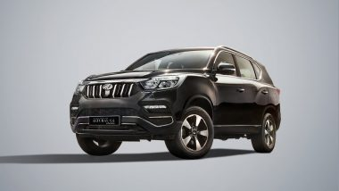 Live News Updates: Mahindra Alturas G4 Launched at Rs 26.95 Lakh; Price in India, Specifications, Interior, Images & Variants