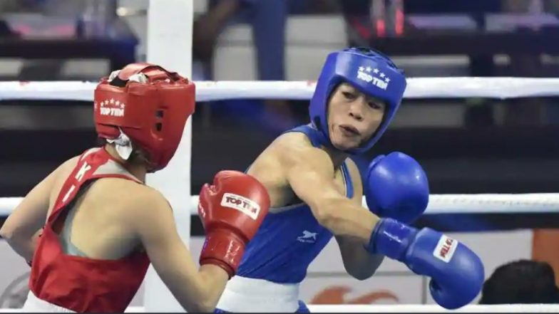 Mary Kom Eyes Gold Medal After Defeating North Korea's Kim Hyang Mi at the Women's World Boxing Championships 2018 Semi-Finals