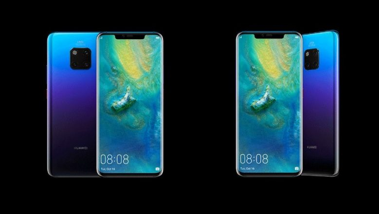 Huawei Mate 20 Pro Flagship Smartphone With Kirin 980 & Triple Cameras Launched; Priced in India at Rs 69,990