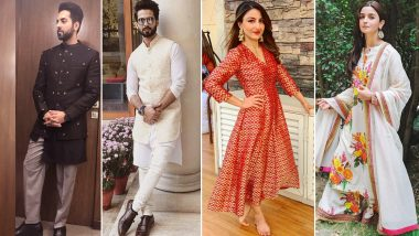 Diwali 2018:  Bollywood-Inspired Traditional Wear For Brothers and Sisters This Bhai Dooj