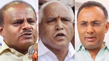 Karnataka Bye-Elections 2018 Results: JD(S) Wins Mandya; BJP Loses Bellary to Congress, Retains Shivamogga