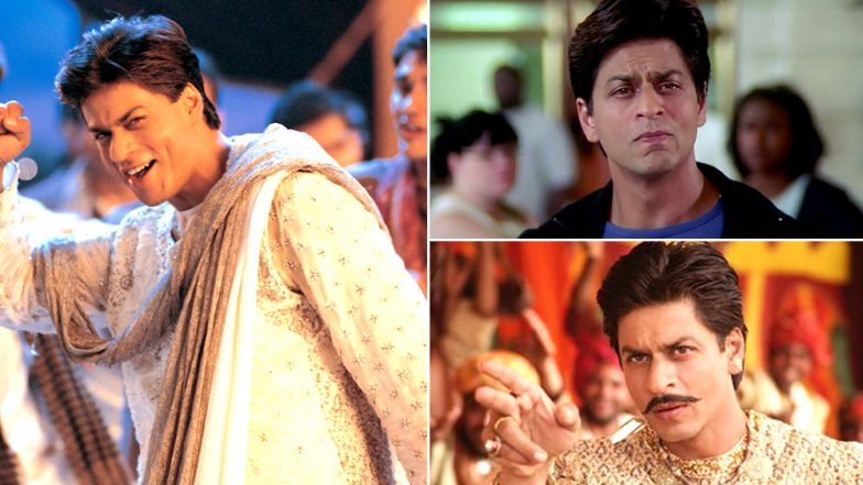 Birthday Special: 10 Stills From Shah Rukh Khan Movies That Prove Why He Was Always Meant to Rule Bollywood
