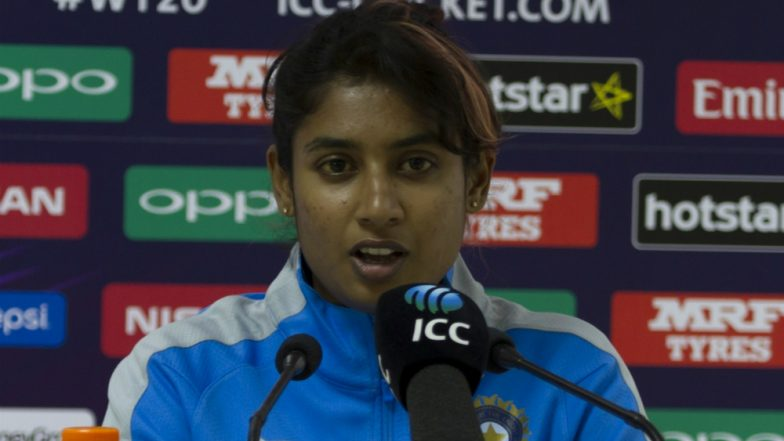 Ahead of 1st Women's T20 Challenge Match 2019: Velocity Team Skipper Mithali Raj Says, Women's T20 Tournament Is a Good Opportunity For Youngsters