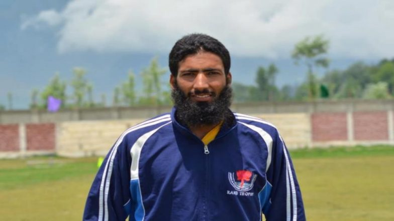 Ranji Trophy 2018-19: Mohammed Mudhasir 1st player from Jammu and Kashmir to Grab Hat-Trick