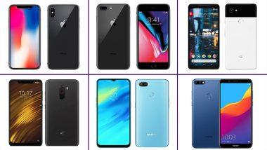 Flipkart Mobile Bonanza Sale 2018: Big Discounts on Poco F1, Realme 2 Pro, Pixel 2 XL & iPhones