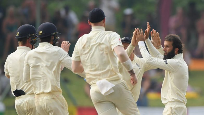 Spinners Take 38 Out of 40 Wickets During Sl vs Eng 2nd Test to Create New World Record
