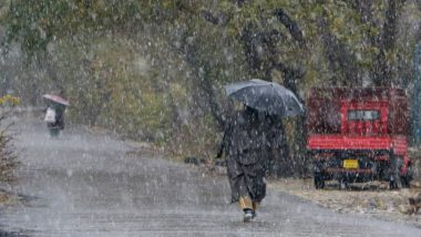 Himachal Pradesh: IMD Predicts Rain, Thundershowers in Shimla, Kullu, Bilaspur and Other States in Coming Hours