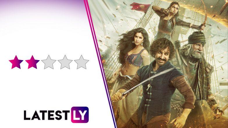 Thugs of Hindostan Music Review: Aamir Khan, Amitabh Bachchan and Katrina Kaif's Film Deserves a More Epic Score