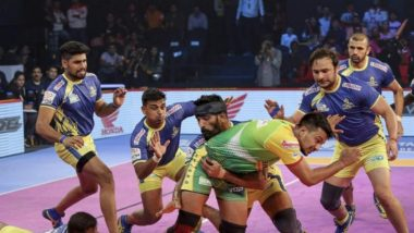 Telugu Titans vs Gujarat Fortunegiants, PKL 2018-19 Match Live Streaming and Telecast Details: When and Where To Watch Pro Kabaddi League Season 6 Match Online on Hotstar and TV?