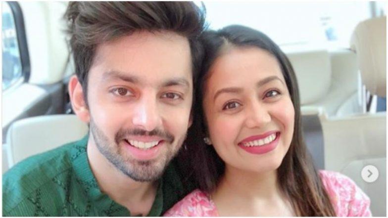 Neha Kakkar's Adorable Post for Boyfriend Himansh Kohli Is Unmissable – View Pic