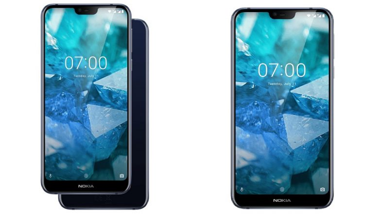 Nokia 7.1 Android One Phone With HDR PureDisplay Launched at Rs 19,999; To Go On Sale in India on December 7