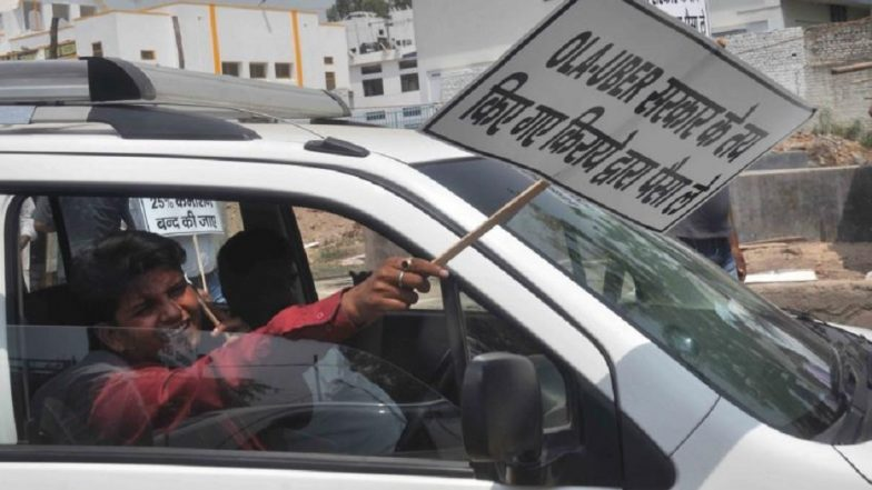 Ola, Uber Drivers on Strike Again in Mumbai From Today