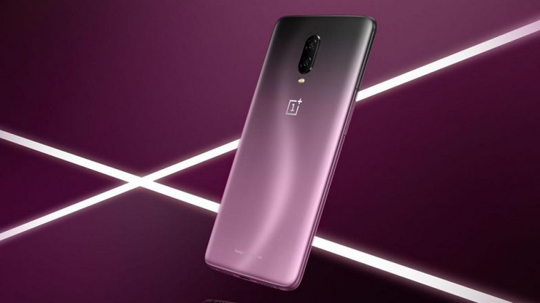 OnePlus 6T Thunder Purple Colour Variant Online Sale Starts on November 16 via Amazon India & OnePlus.in