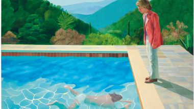 David Hockney's Painting 'Portrait of an Artist (Pool With Two Figures)' Sells for Record-Breaking $90 Million at Christie's Auctions! See Pic