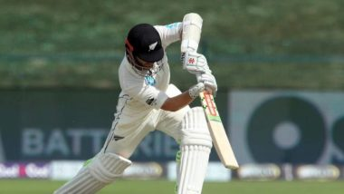Live Cricket Streaming of Pakistan vs New Zealand 2018 on SonyLIV: Check Live Cricket Score, Watch Free Telecast of PAK vs NZ 1st Test Match, Day 2 on TV & Online