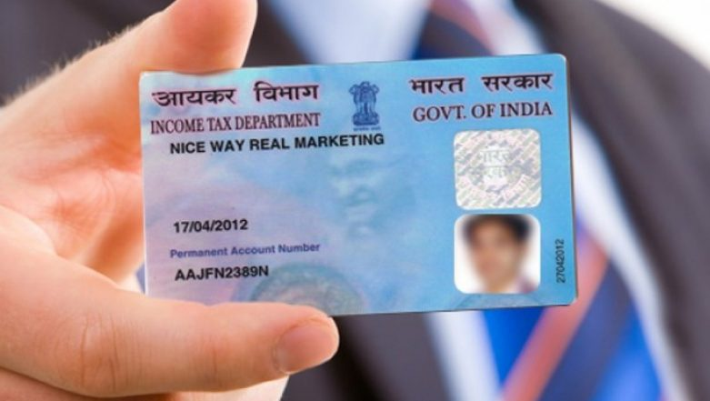 'PAN Card Details Mandatory For Candidates Contesting Lok Sabha Election 2019', Says Election Commission of India