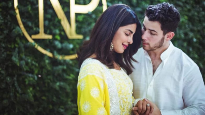 Priyanka Chopra and Nick Jonas add a silver touch to their wedding