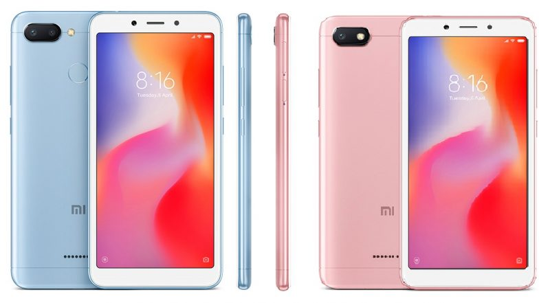 Xiaomi Increases Prices For Redmi 6 and Redmi 6A Bugdet Smartphones in India