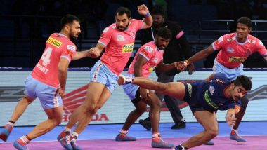 PKL 2018-19 Today's Kabaddi Matches: Schedule, Start Time, Live Streaming, Scores and Team Details of December 14 Encounters!