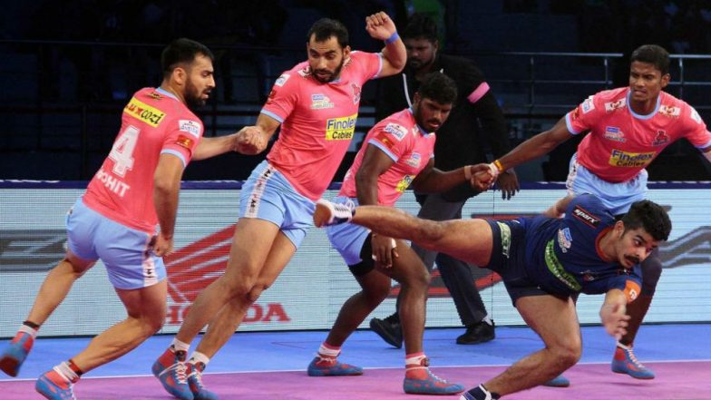 PKL 2018-19 Video Highlights: Jaipur Pink Panthers Outplay Haryana Steelers 38-32