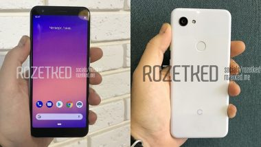 Google Pixel 3 Lite Affordable Phone Images Leaked Online; Reveals Snapdragon 670 & Headphone Jack