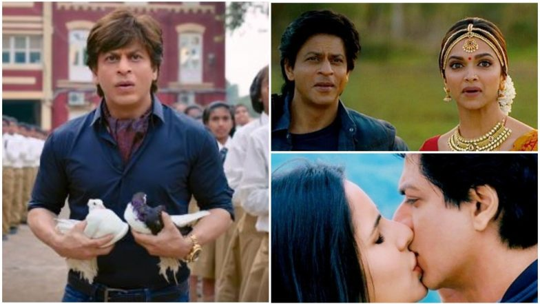 Zero Trailer: From Chennai Express to FAN, 5 Shah Rukh Khan Movies We Were Reminded of While Watching the Promo